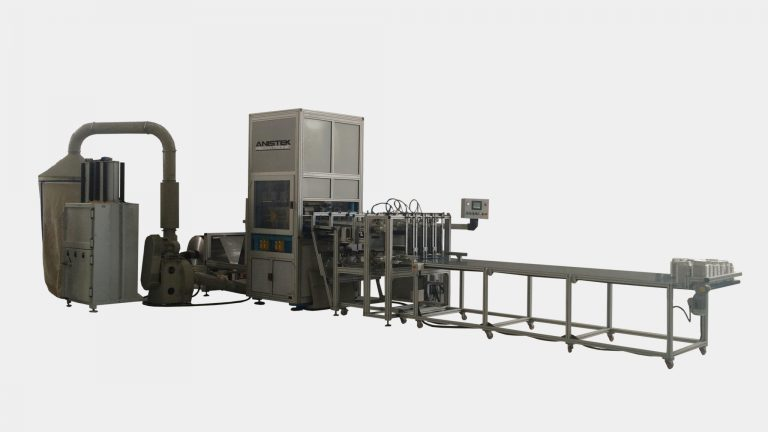 CNC-1000 complete servopress plant